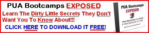 FREE PUA Bootcamps EXPOSED Audio Program!